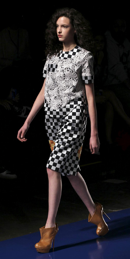 Sao Paulo Fashion Week Summer 2012/2013[5]- Chinadaily.com.cn