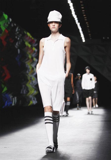 New York Fashion Week: Y-3[1]- Chinadaily.com.cn