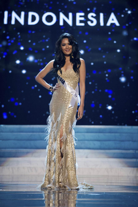 2012 Miss Universe Evening Gown show[10]- Chinadaily.com.cn