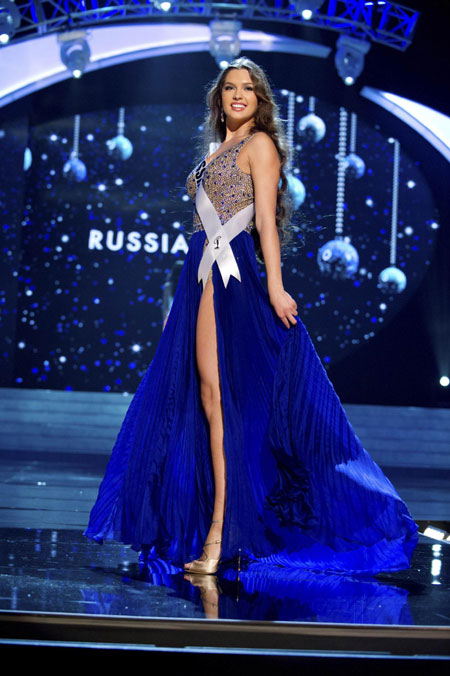 2012 Miss Universe Evening Gown show[17]- Chinadaily.com.cn