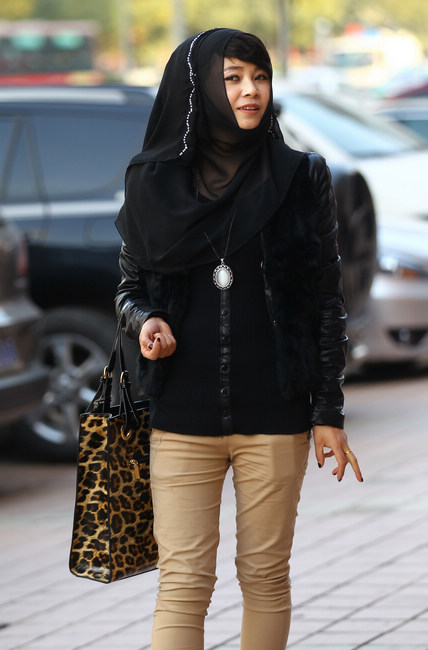 Aside! Yes Hot teen in hijab think