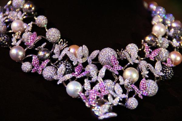 Jewelry contest celebrates Chinese design1 Chinadailycomcn