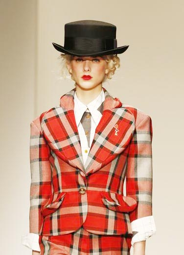 b087b94131 Vivienne Westwood Red Label A/W 2014[4]- Chinadaily.com.cn
