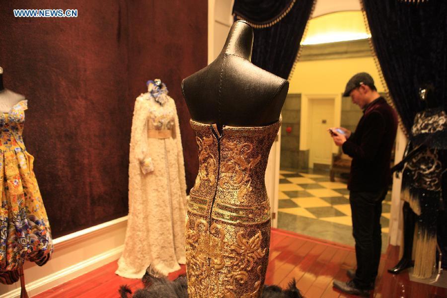 China Born Designer To Make His Debut At Paris Fashion Week 2 Chinadaily Com Cn