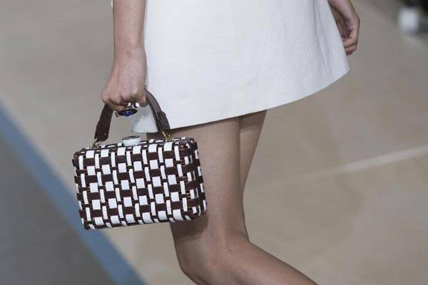 fa06551c669e Tory Burch Spring Summer 2015 collection 9 - Chinadaily.com.cn