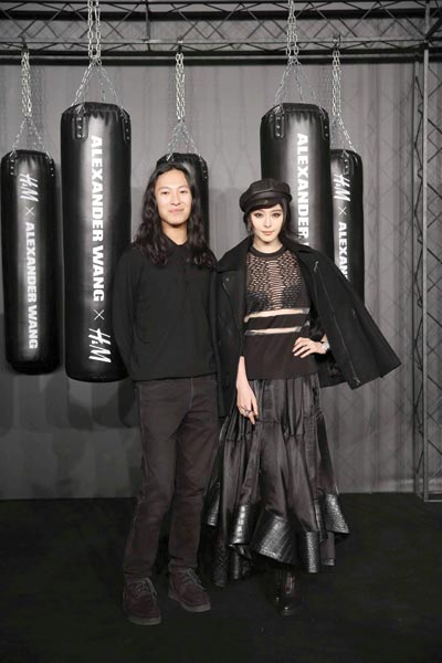 Alexander Wang Treated This Fan to a $20,000 Shopping ...
