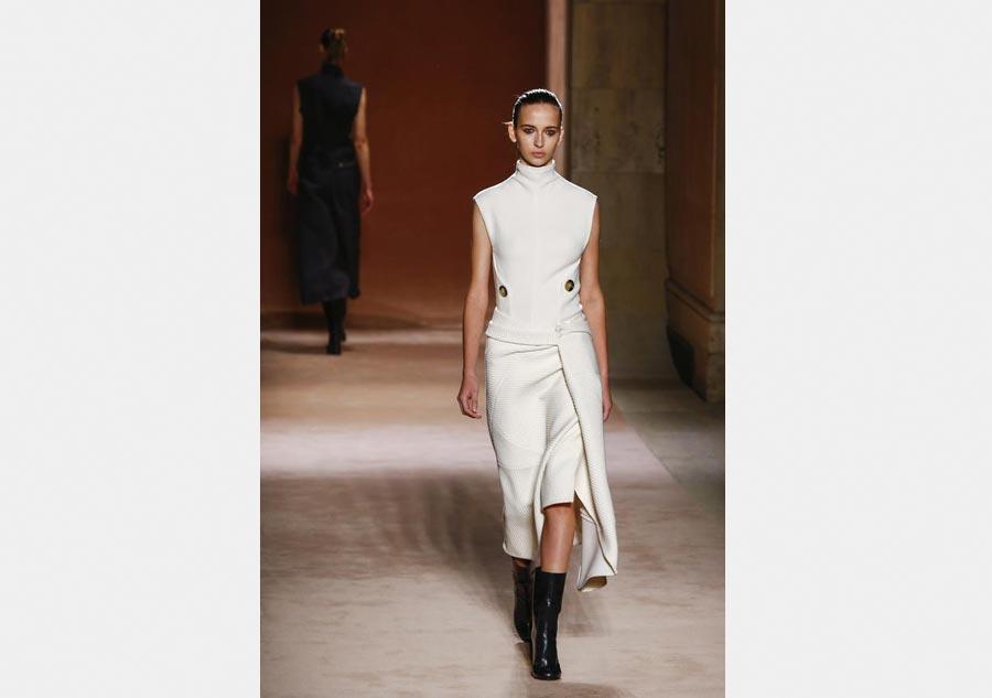 Victoria Beckham New York Fashion Week 2015