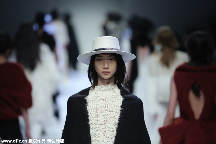 Shanghai Fashion Week F/W 2015