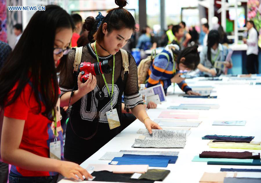 18th Straits Textile and Clothing Fair opens in Fujian