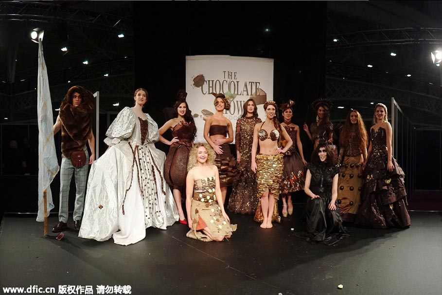 London's Chocolate Fashion Show set for this weekend[1 ...