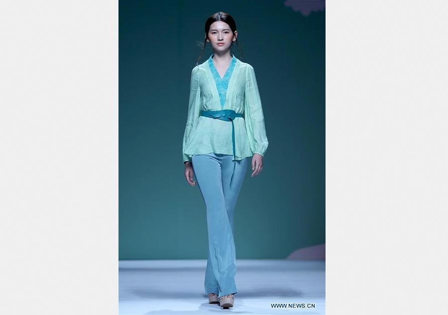 Chu Yan Fashion Designer