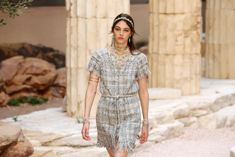 Chanel 2017/2018 Cruise collection[1]- Chinadaily.com.cn