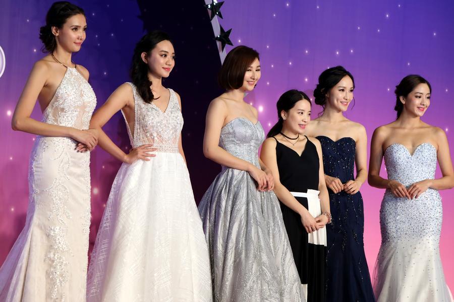 Wedding dresses presented at Hong Kong Wedding Fair[1]- Chinadaily ...