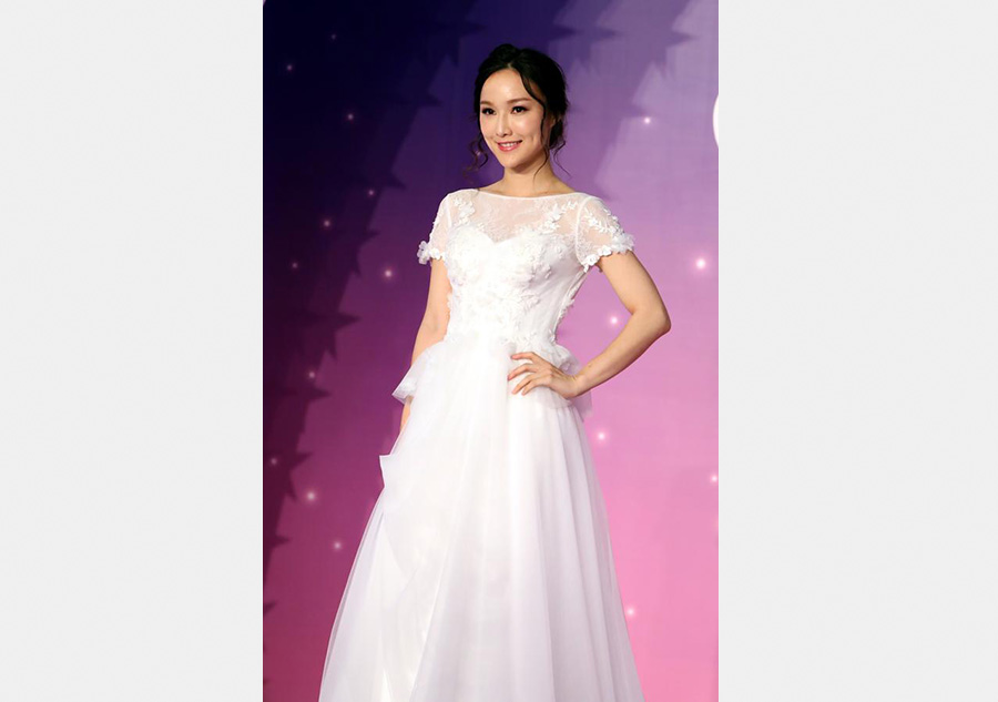 Wedding dresses presented at hong kong wedding fair 4 for Chinese website for wedding dresses