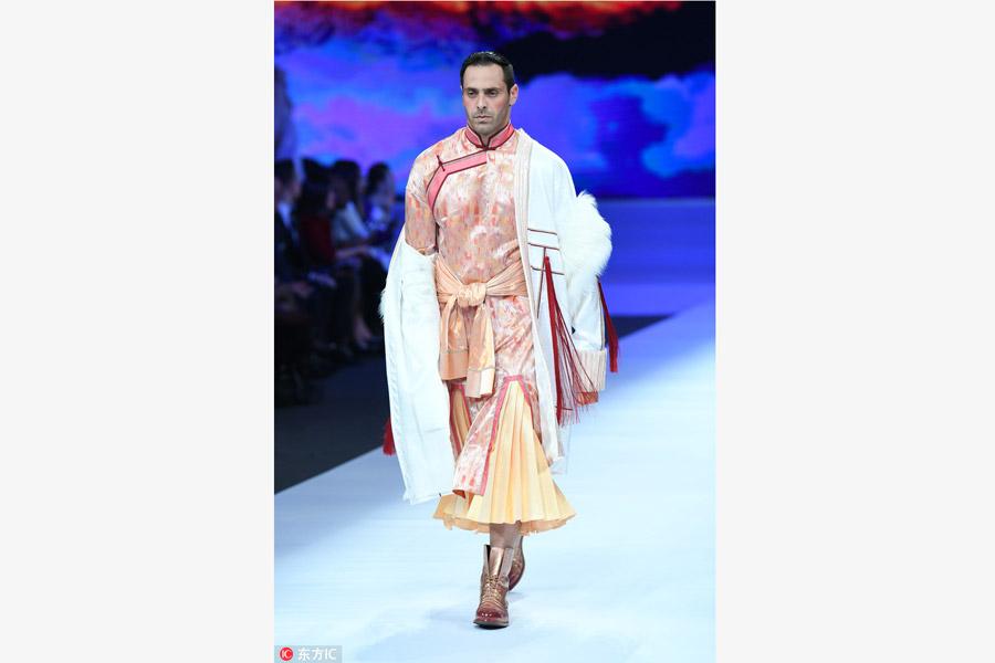 China Fashion Week 40