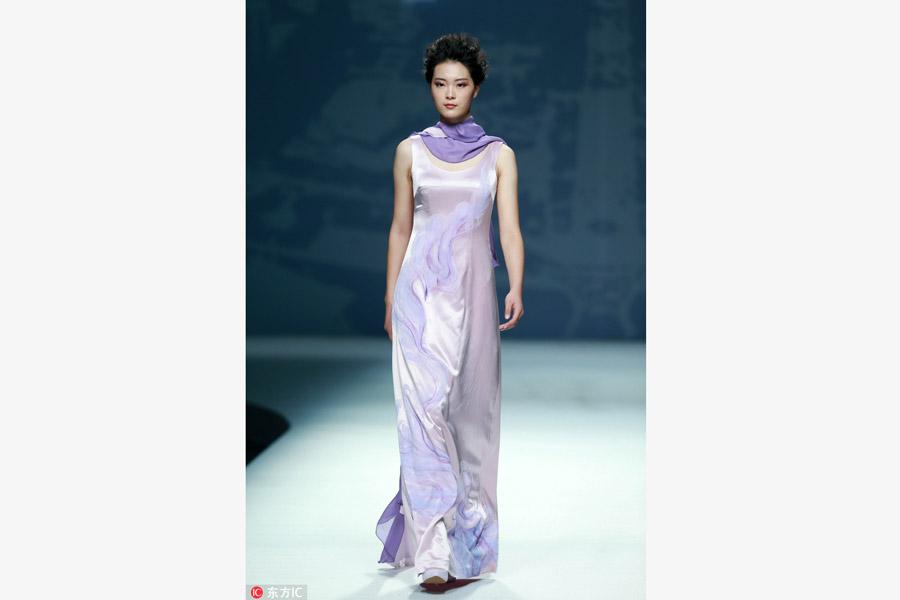 China Fashion Week 86
