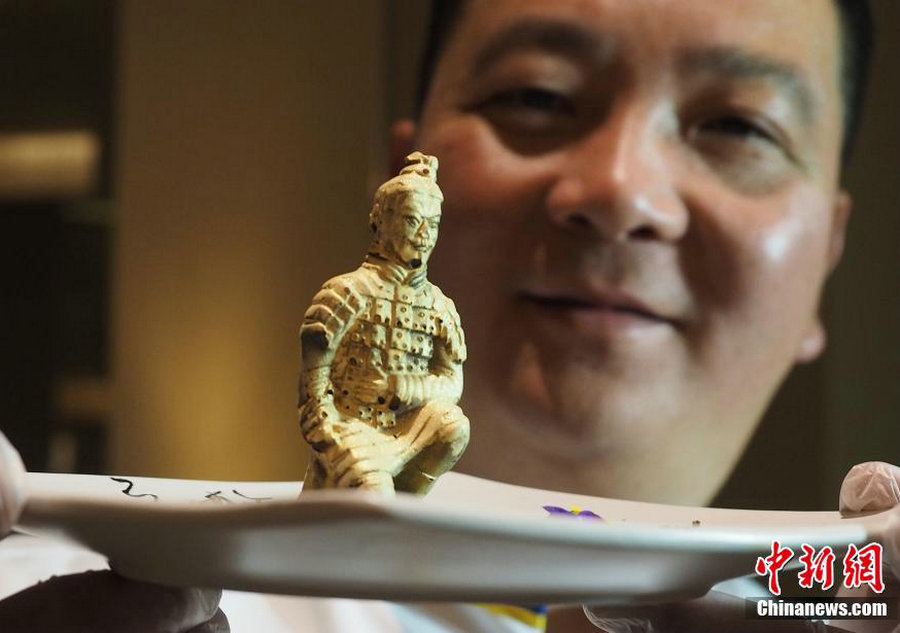 Eye-catching chocolate by Chinese chef in L.A.[1]