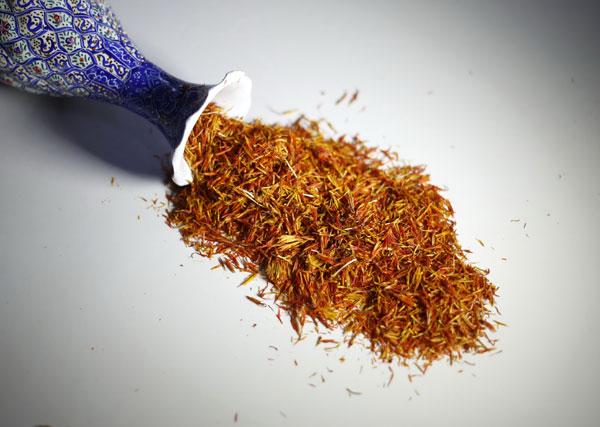 Mad about saffron[1]