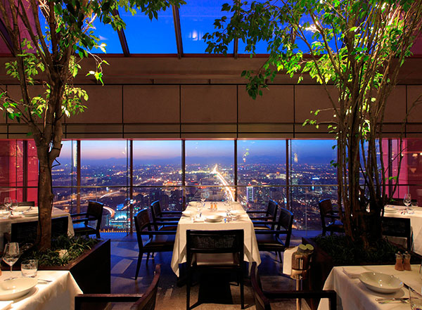 Dinner at the top[1]