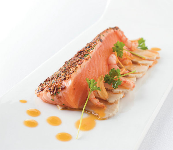 A lovely way to eat salmon - Lifestyle