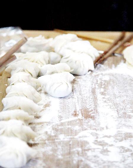 Recipe: Jiaozi