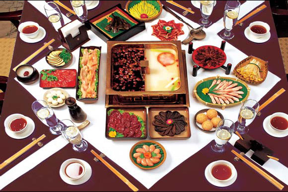 Ancient hotpot modern cuisine 1 for Ancient chinese cuisine