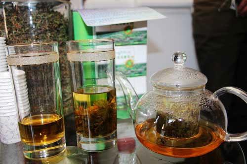 Ancient Tibetan tea returns to market