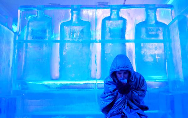 Ice Pub Prague