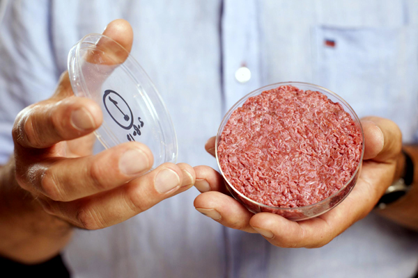 World's first laboratory-grown beef burger
