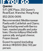 Quemo dishes up Catalan fiesta fare