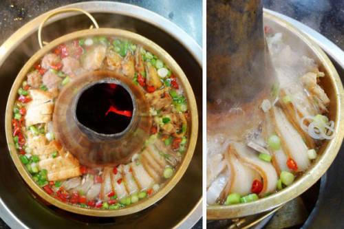 Exquisite Tibetan cuisine