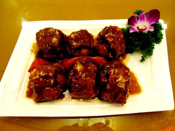 Tianjin Muslim palate pleasures