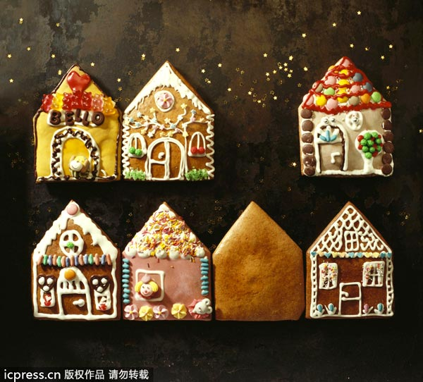 Christmas Gingerbread Cookies 1 Chinadaily Com Cn