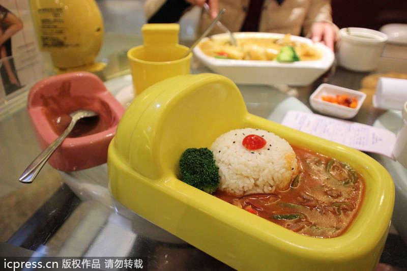 Wacky Themed Restaurant 1 Chinadaily Com Cn