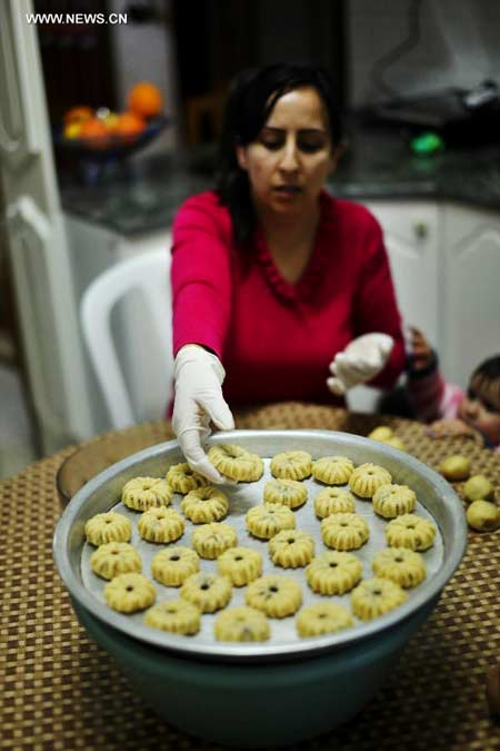 Traditional sweets for upcoming Easter celebrations