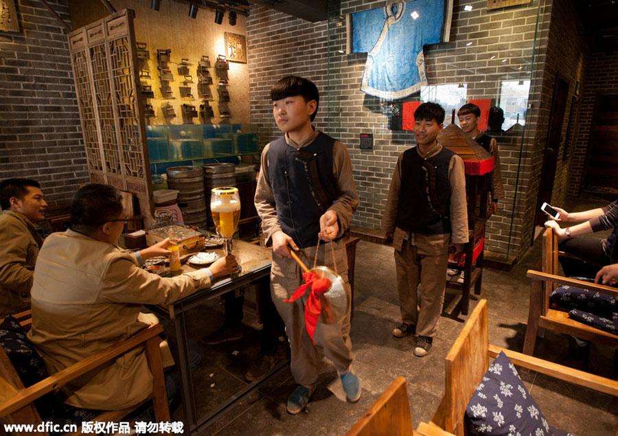 Chang chun chinesisches Restaurant