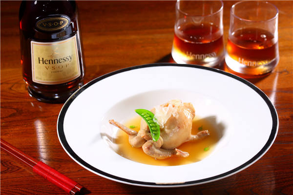 Cognac and cantonese cuisine1 chinadaily these cantonese dishes are among the eight on the set menu paired with cognac the combination was created by a team of celebrated cantonese chefs and food forumfinder Choice Image