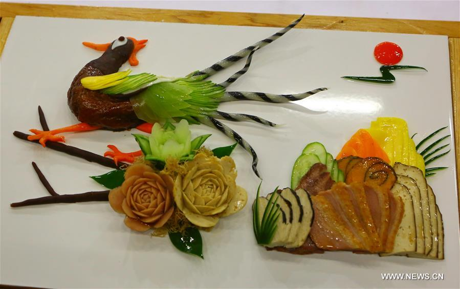 World Championship Of Chinese Cuisine In Rotterdam The