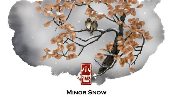 Minor Snow: A forerunner of winter chills
