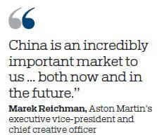 Aston Martin To Expand Presence In China Market Chinadaily Com Cn