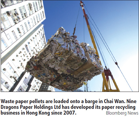 Nine Dragons Paper Holdings Limited: Wikis