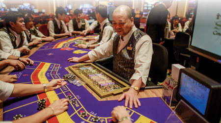 Booth gambling again