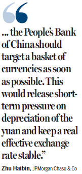 Renminbi 'facing downward pressure' HongKong Business
