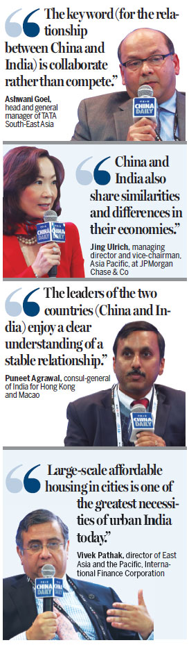 Stronger China-India ties a bonus for Asia|Policy Address 2017