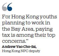 Bay Area tax rebates a draw for HK talents