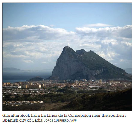 Gibraltar strives to use tech to support Bay Area