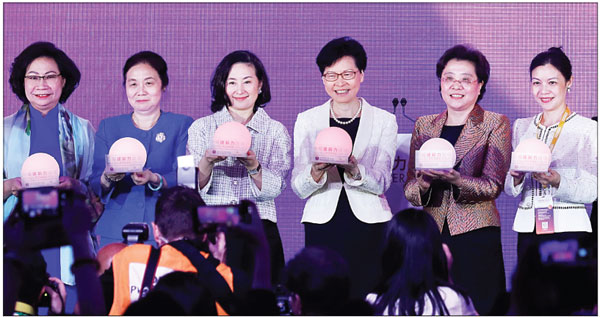 CE: Women now a force to be reckoned with in society