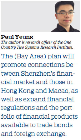 Hong Kong poised to benefit from Shenzhen-based reforms