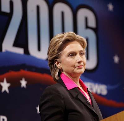 竞选对手称希拉里太丑 不懂克林顿当年为何娶她