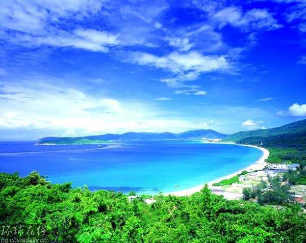 中国最美八大海岸(图)